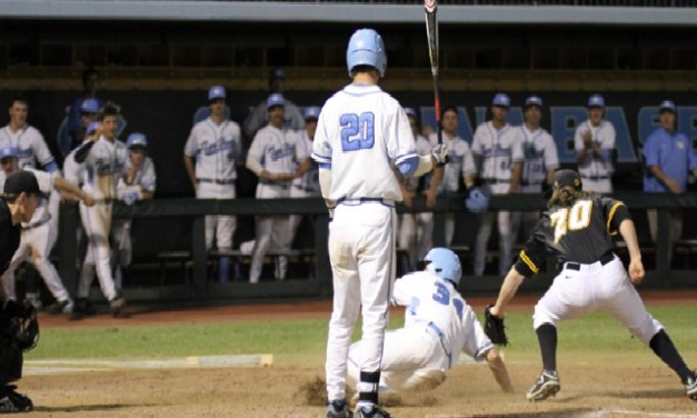 UNC Baseball Beats VCU in Dramatic Fashion