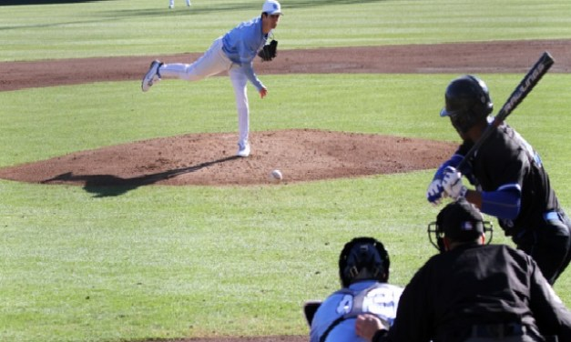 UNC Baseball Hits the Road to Take On Coastal Carolina