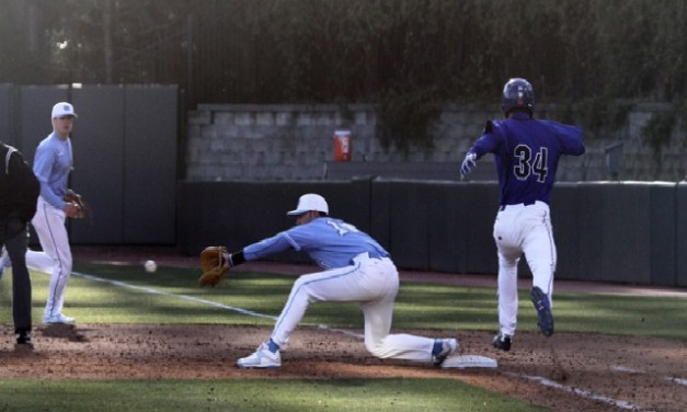 Flames Extinguished by UNC Baseball