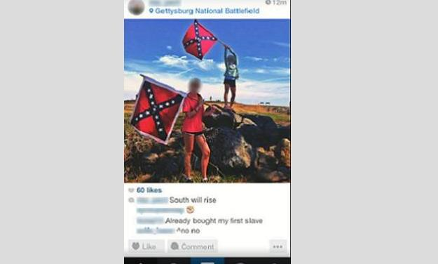 Confederate Flag Photo Sparks Big Turnout, Long Discussion at School Board Meeting