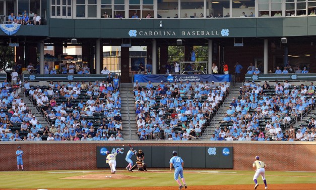 Offense Explodes to Power UNC Baseball Past Elon