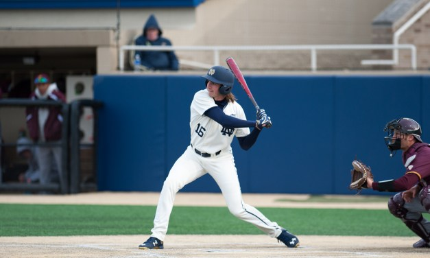 Walk-Off Homer Wins Series Finale For Notre Dame, UNC Swept For First Time All Year