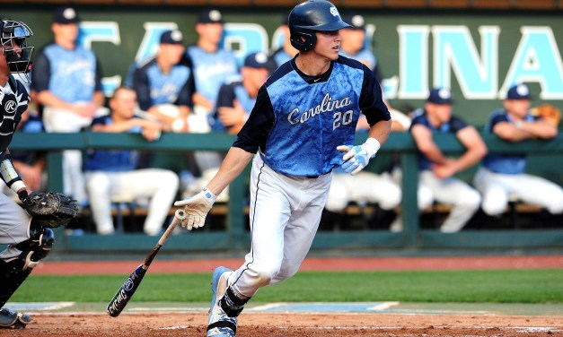 UNC's Hot Hitting to be Tested at Notre Dame