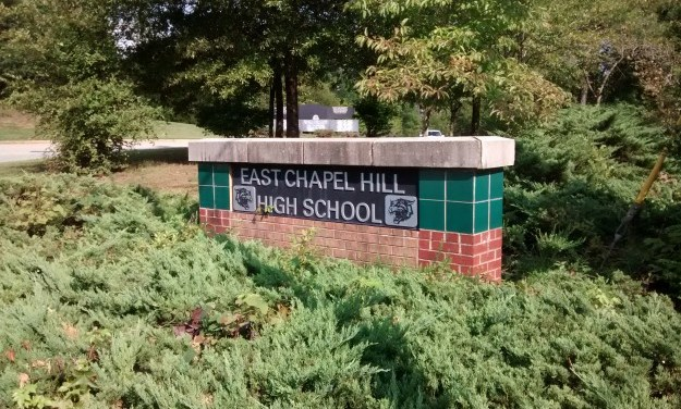 No Varsity Football for East Chapel Hill High in 2017