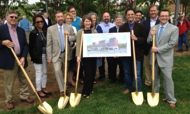 Officials Break Ground on New Southern Village Hotel