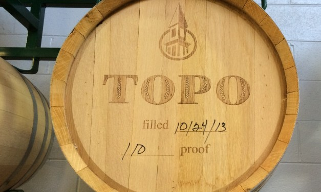 TOPO Distillery Celebrates New Law