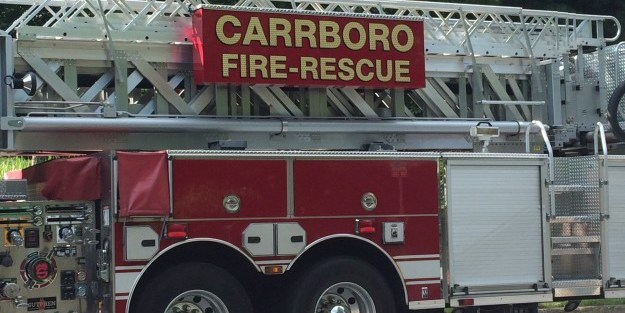 All Clear Given After Carrboro Gas Leak
