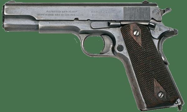 Legislature Passes New Gun Bill