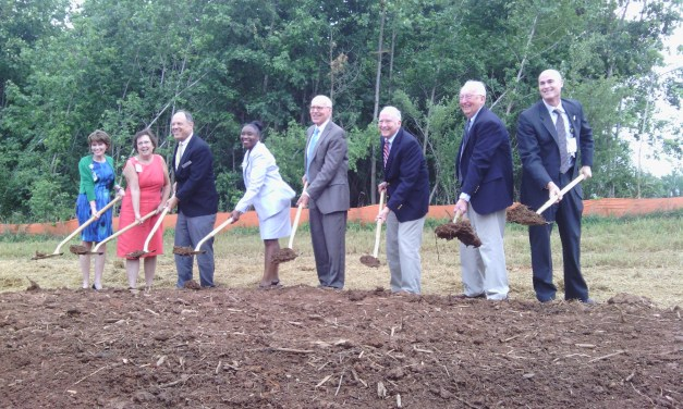 New UNC Hospice Home Breaks Ground In Chatham Park