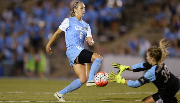 UNC Women's and Men's Soccer Ranked No. 1 and 2 Respectively