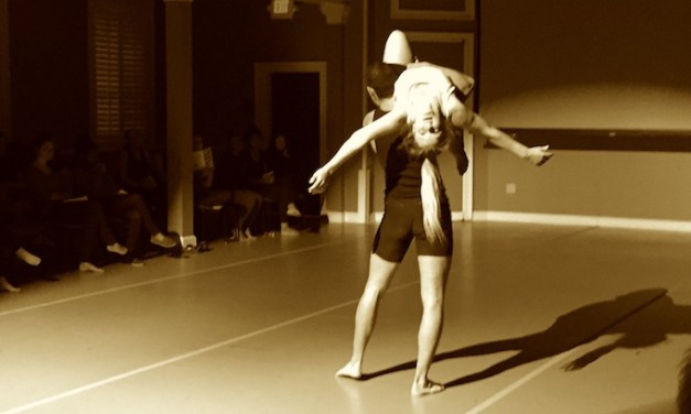 UNC Process Series Opens Season With Dance