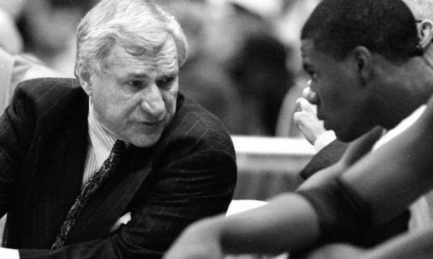 Art's Angle: The Mission of Dean Smith
