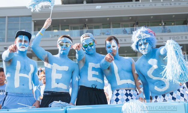 UNC Agrees to Home-and-Home Football Series With UCF