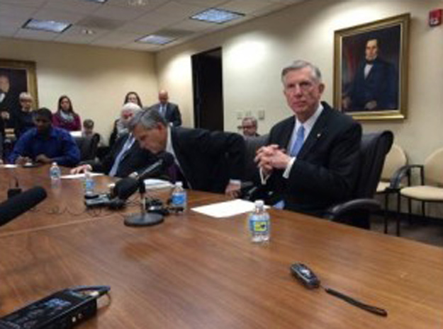 UNC Board Of Governors to Name New System President Friday