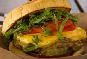 Chapel Hill Burger