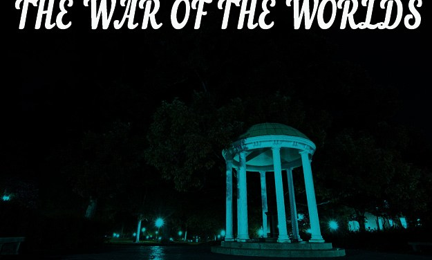 WCHL Presents 'The War of the Worlds' on Halloween Night