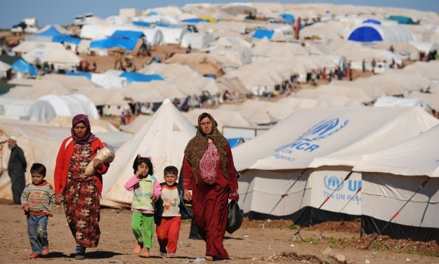 Congressman David Price: Syrian Refugees 'Desperate People Fleeing a Desperate Situation'