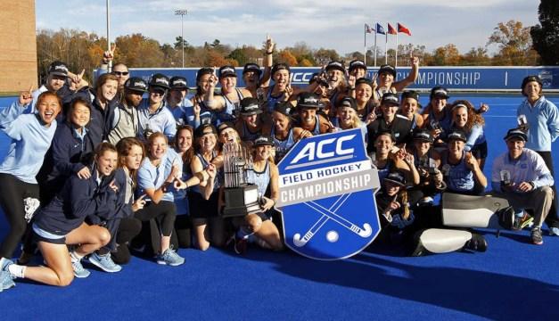 UNC Field Hockey Wins ACC Championship