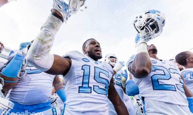 Dakota's Notebook: UNC Ahead of the Curve in College Football