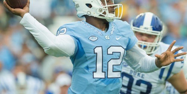 UNC Moves Up to No. 17 in College Football Playoff Rankings