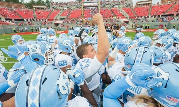North Carolina Tar Heels vs NC State Wolfpack