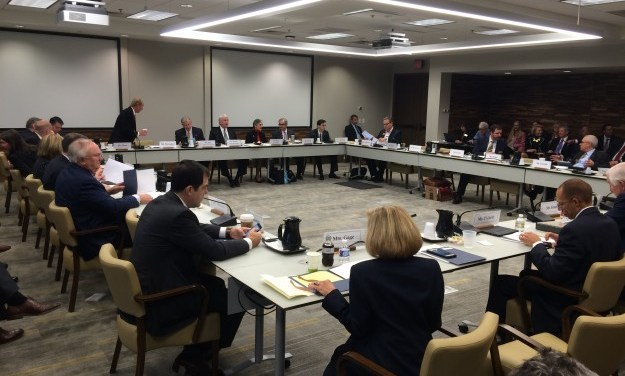 UNC Board of Governors Elects New Chair and Interim President Amid Protest