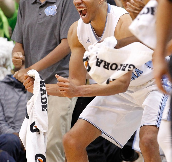 Brice Johnson Among 20 Finalists for Wooden Award