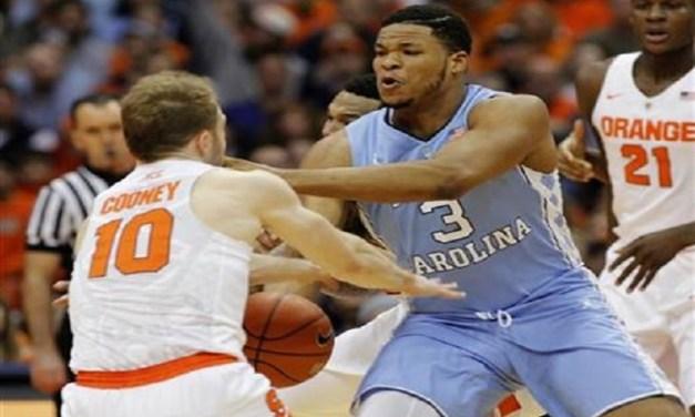 Orange Crushed: No. 6 UNC Spoils Boeheim's Return, Beats Syracuse 84-73