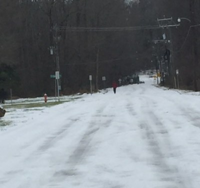 Road Conditions on Saturday