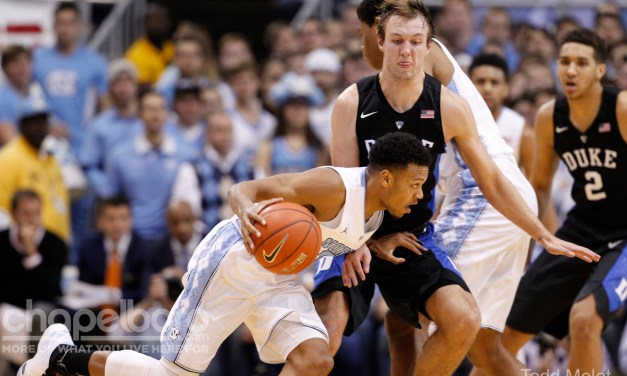 ESPN Lists UNC Men's Basketball as No. 6 in Nation Entering 2016-17