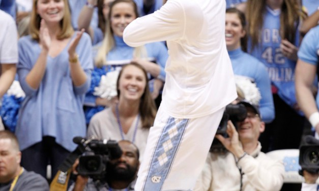 UNC Basketball Up to No. 7