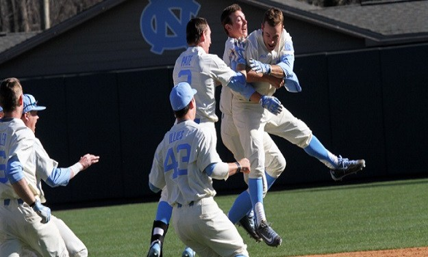 The Book of Eli: Sutherland Gives UNC Third Straight Walk-Off Win