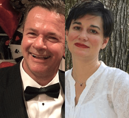 Gerald Ramoin and Jill McCullough: Hometown Heroes