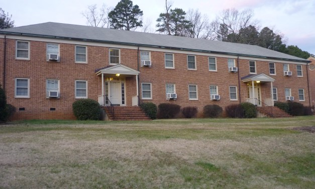 UNC to Tear Down Odum Village Apartments