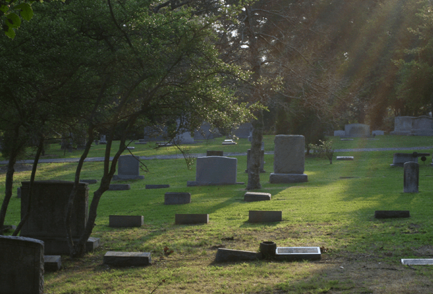 Chapel Hill Running Out Of Cemetery Spaces