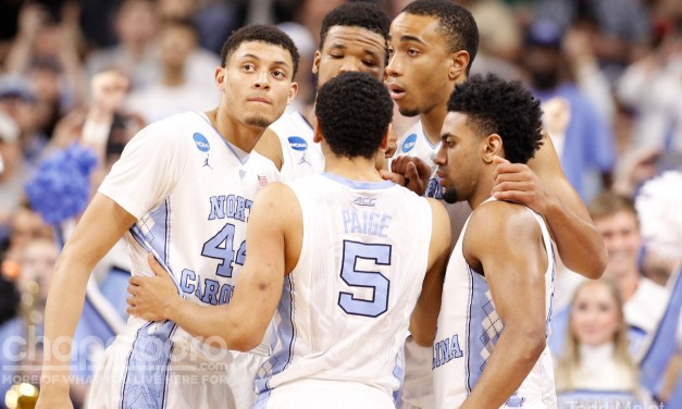 UNC Facing Tough Task in Providence in Round of 32