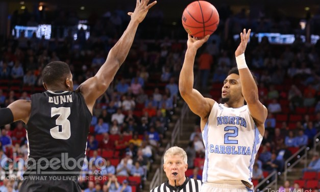 On to the Sweet 16: Tar Heels Blast Providence, 85-66
