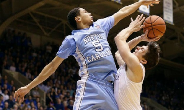 Champs At Last: No. 8 UNC Clinches ACC With 76-72 Win at Duke