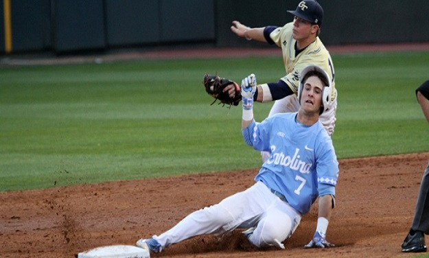 Georgia Tech Shuts Out Tar Heels In Series Finale