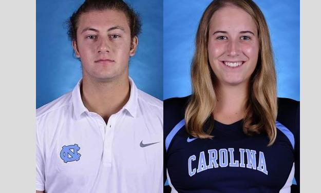 UNC Men's and Women's Tennis Rewarded for Strong Play