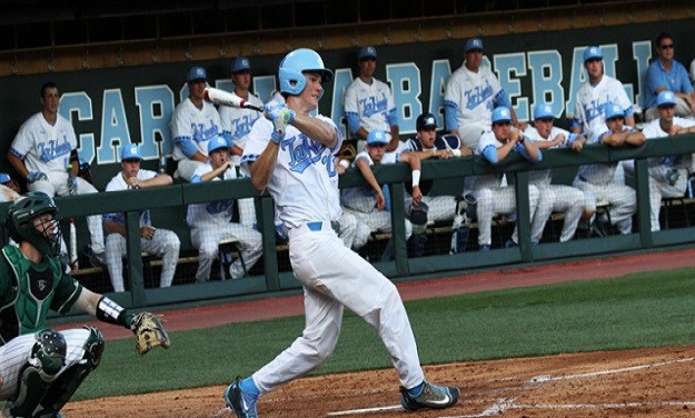 UNC Baseball Swept at Wake Forest, Demon Deacons Walk-Off Winners