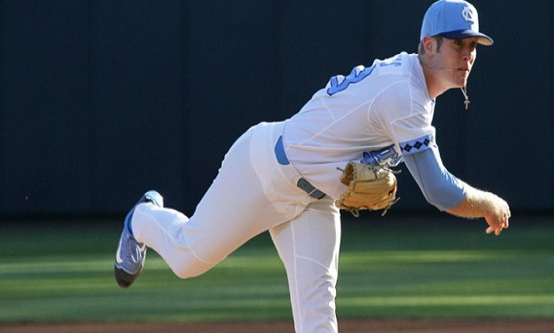 Three Diamond Heels Selected in First Round of MLB Draft