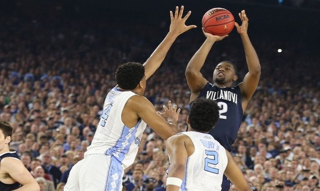 Jenkins' Shot Stuns UNC at the Buzzer; Wins Title For Villanova