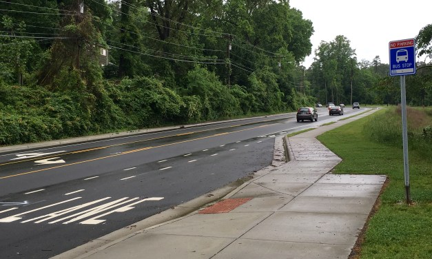 Chapel Hill Transit Begins Additional Columbia Street Stop