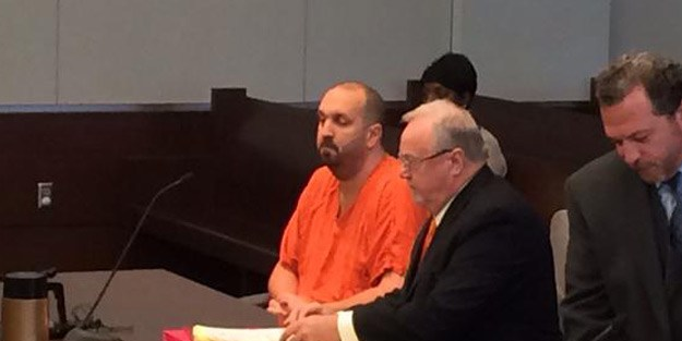 Craig Hicks Faces Families of Murdered Muslim Students in Brief Hearing