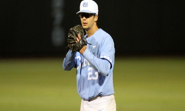 UNC Baseball Shuts Out Notre Dame, Earns Crucial Victory
