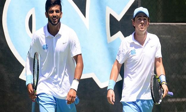 Tar Heel Men's Tennis Advances to Third Straight NCAA Quarterfinal