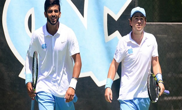 Tar Heel Men's Tennis Advances to Third Straight NCAA Quarterfinal