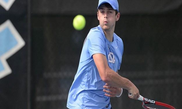 UNC Men's Tennis Knocks Off Tulane in NCAA Second Round