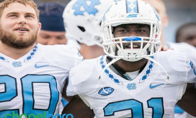 Undrafted UNC RB Romar Morris Signs With NY Jets